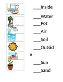 How Plants Grow Primary Quiz