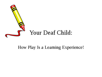How Play Is a Learning Experience!