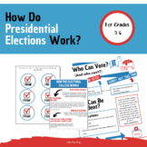 How Presidential Elections Work: Voting Grades 3-6