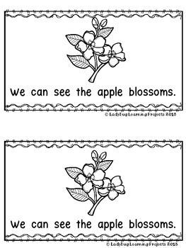 How Apples Grow (A Sight Word Emergent Reader)
