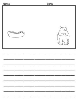 Writing Prompts { Picture Prompts for Elementary Classrooms }