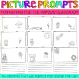 Writing Prompts | Picture Prompts for Elementary Classrooms