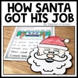 How Santa Got His Job   Mini Read Aloud Unit   Book Response