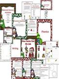 How Santa Got His Job by Stephen Krensky - A Book Study with Balanced Literacy