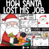 How Santa Lost His Job (Book Questions, Vocabulary, and Sa