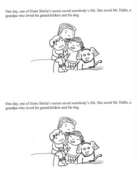 How Sister Sheila helped save Mr. Eddie