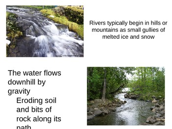 How Slope Effects Rivers