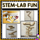 STEM:  Force and Motion Marble Tracks