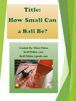 How Small Can a Ball Be?