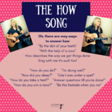 """How"" Song"