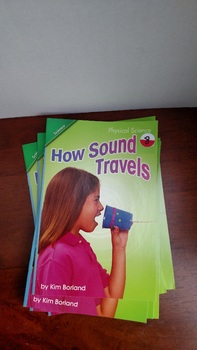 Build Your Classroom Library (How Sound Travels:  6 Copies)