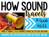 How Sound Travels: A 1st Grade NGSS Aligned Lesson & Mini-Reader (1.PS4.1)