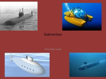 How Submarines Work Powerpoint
