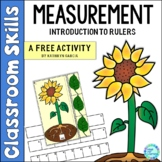 Measurement for Beginners Introduction to Rulers FREE SAMPLE