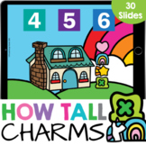 How Tall? Measurement with Marshmallow Charms Math Google