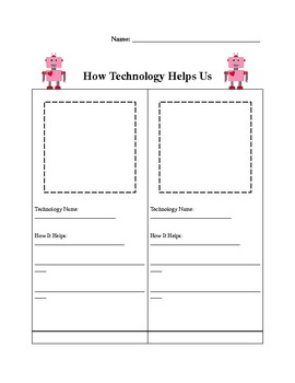 How Technology Helps Us