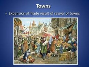 How The Great Age of Exploration Began...Revival of Towns