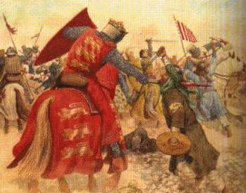 The Great Age of Exploration - The Crusades and Trade with the East! A Play