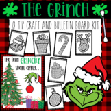 How The Grinch Stole Christmas - (Q Tip Painting Craft and