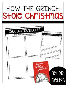 How The Grinch Stole Christmas / Read-Aloud