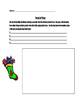 How The Grinch Stole Christmas Reading & Writing Activities
