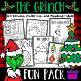 How The Grinch Stole Christmas - (Worksheets, Craftivities