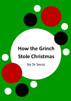 How The Grinch Stole Christmas Book Pdf.How The Grinch Stole Christmas By Dr Seuss Fun Stuff 5 Puzzles