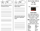 How The Stars Fell Into The Sky Trifold - ReadyGen 2016 4th Grade Unit 2 Mod A