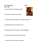 How They Choked Comprehension Questions