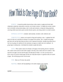 How Thick is One Page of a Book - Measurement & Scientific