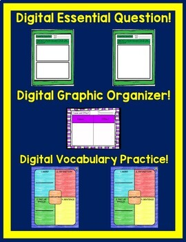 How Tia Lola Came to Stay Journeys 4th Grade Google Drive Resource