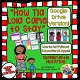 How Tia Lola Came to Stay Journeys 4th Grade Google Drive