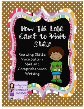 How Tia Lola Came to Stay Reading (Scott Foresman Reading Street)