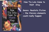 How Tia Lola Came to Visit/ Stay Vocabulary Presentation