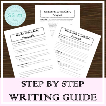 How To: A Simple Step-by-Step Writing Guide - Review