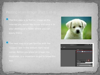 How To: Adobe Illustrator Guide w/ Pics and Lesson Plan!