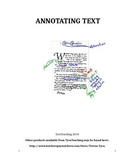 How To Annotate Text