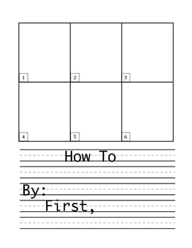 How To Essay Template