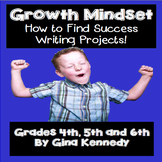 """""""How to Be a Success"""" Writing Projects, Great for Back to School"""