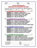 Successful Behavior Report Card: Spanish Version