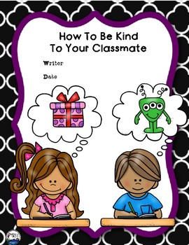 How To Be Kind to Your Classmate