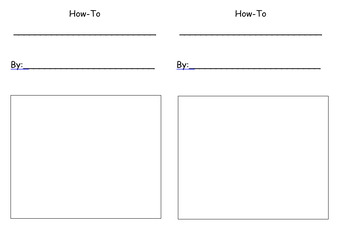 """""""How-To"""" Book Cover Page"""