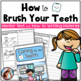 How-To Book  How to Brush Your Teeth Procedural Writing