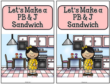 How To Book ~ How to Make a Peanut Butter and Jelly Sandwich