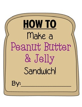 How To Book: Peanut Butter and Jelly