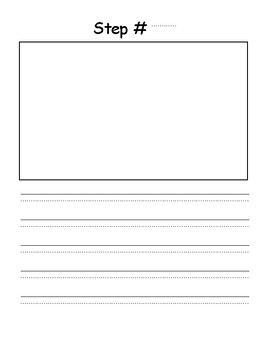 How To Book Template