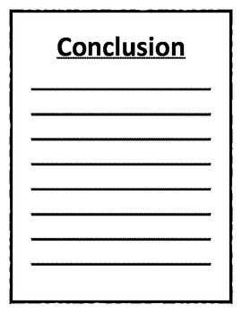 How-To Booklet Template (Explanatory Writing)