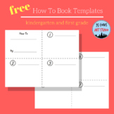 How To Book Template - Free!