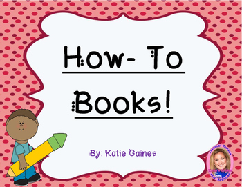 How To Books!