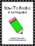How To Books Writing Unit